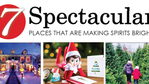 7 SPECTACULAR | Places that Are Making Spirits Bright