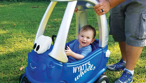 TO GIVE, TO INSPIRE | Wishes for Wyatt