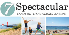 7 SPECTACULAR | Sandy Hot Spots Across the State Line