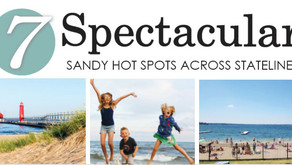 7 SPECTACULAR   Sandy Hot Spots Across the State Line