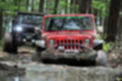ESJA Jeeps Mudding