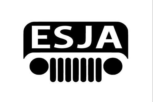 ESJA Grill Decal