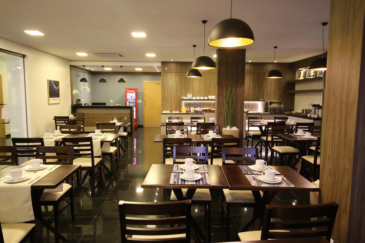 Café da Manhã - Hospedare Hotéis