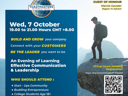 An Evening of Learning Effective Communication and Leadership