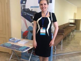 Съезд нейрорадиологов. НИИ им.Н.Н. Бурденко 8-9 июня 2018