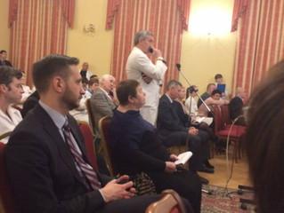 Заседание Диссертационного совета в НИИ им. Н.Н. Бурденко