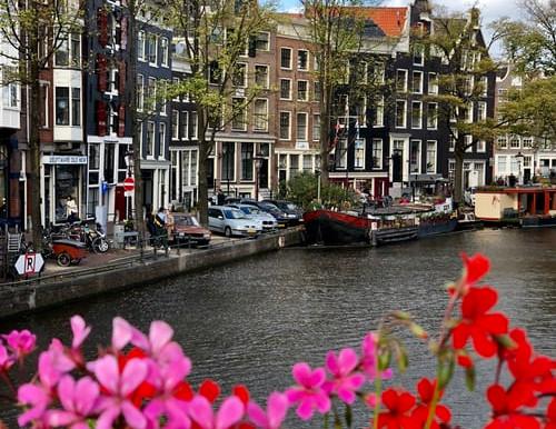 Amsterdam During Corona June 2020