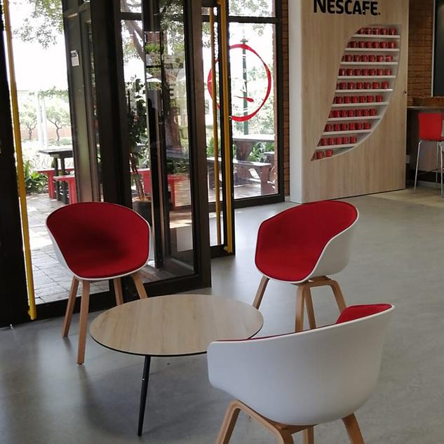 Nescafe Coffee Shop