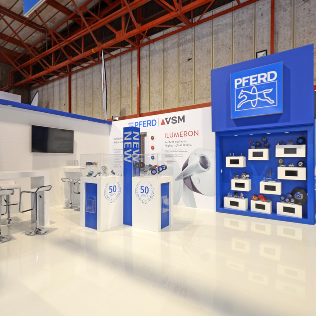 Pferd South Africa at Electra Mining Africa 2018