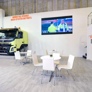 Volvo Trucks at Futuroad Expo, 472.95sqm Custom Stand