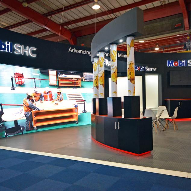 Mobil SHC at Electra Mining Africa 2018