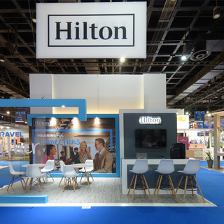 Hilton Hotels at Meetings Africa 2019