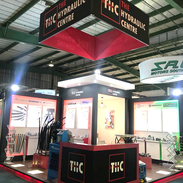 The Hydraulic Centre at Electra Mining Africa 2018