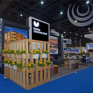 Sandton Convention Centre at Meetings Africa 2019