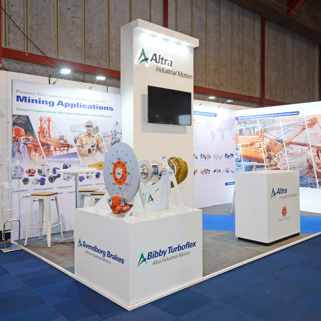 Altra Industrial Motion at Electra Mining Africa  2018