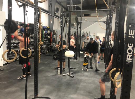 The 2019 CrossFit Open- Week 5 Wrap-up