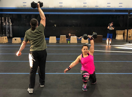Shoreline Athletics 2019 CrossFit Open--Week 3 Review
