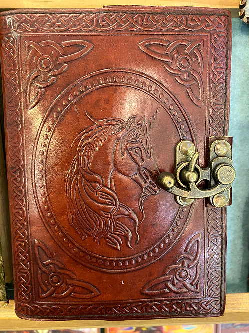 Leather Journal, Horse
