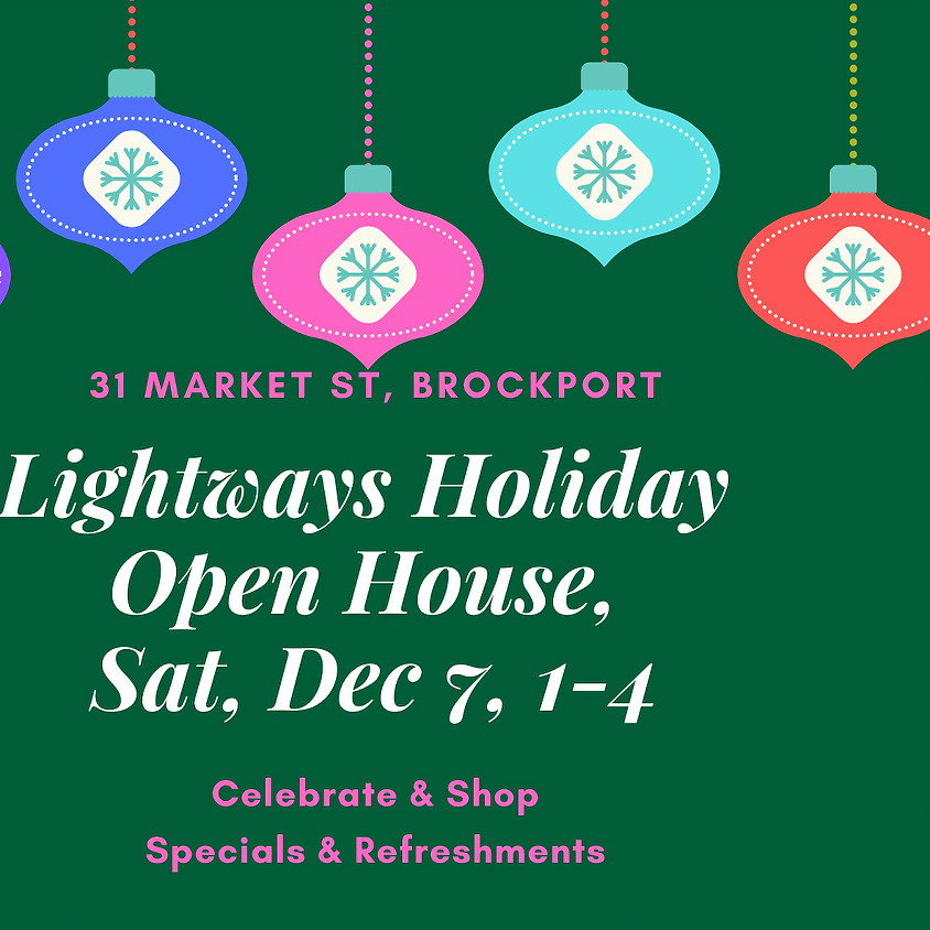 Holiday Open House