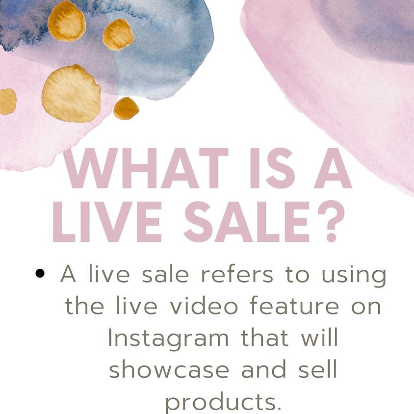 June 8, Instagram Live Sale! Bi-Monday, lightwayscommunity