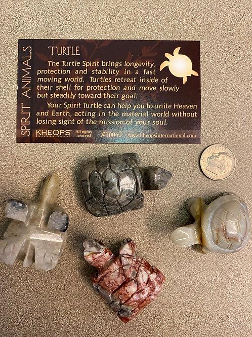 Turtle Animal Totem