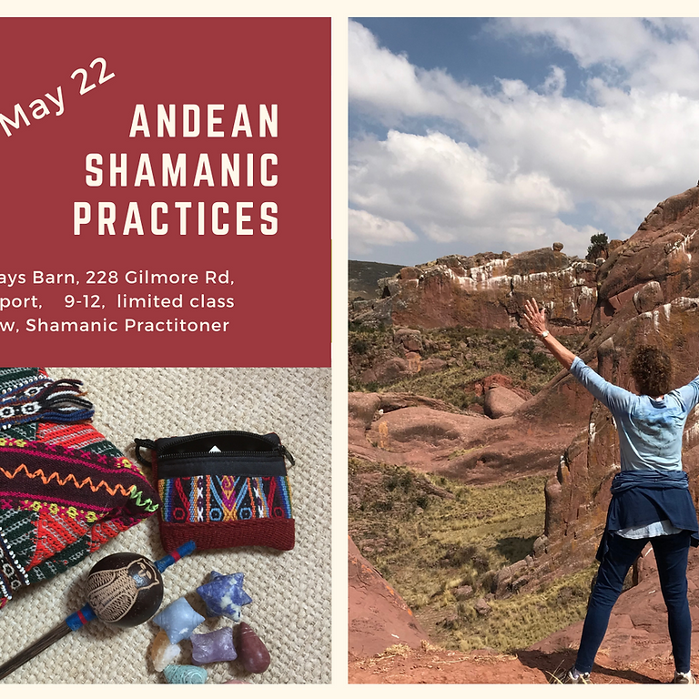 Andean Shamanic Practices