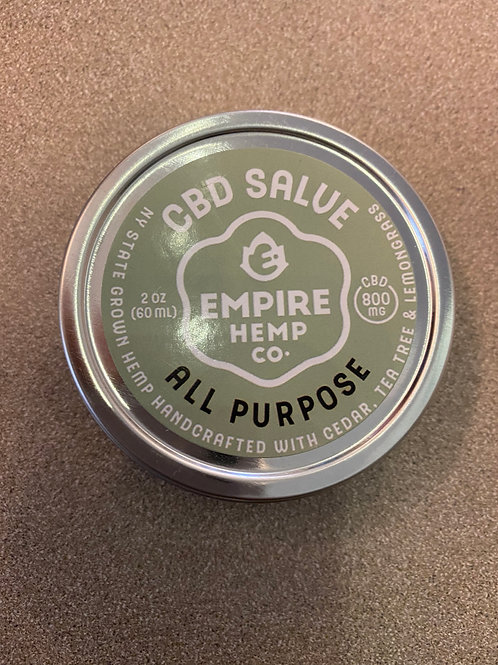 CBD Salve, All Purpose, large