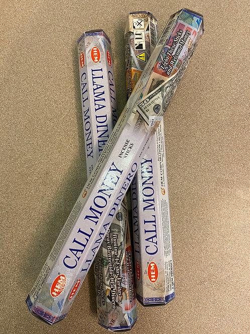 Call Money Incense