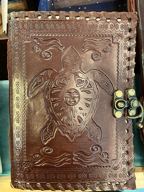 Leather Journal, Turtle