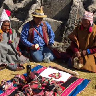 March 28 & 29, Peruvian Shamanism, Nusta Karpay Rites (Divine Feminine) Rites (2)