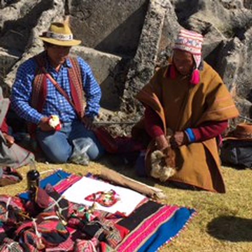 Aug 21, 22, Peruvian Shamanism, Nusta Karpay Rites (Divine Feminine) Rites