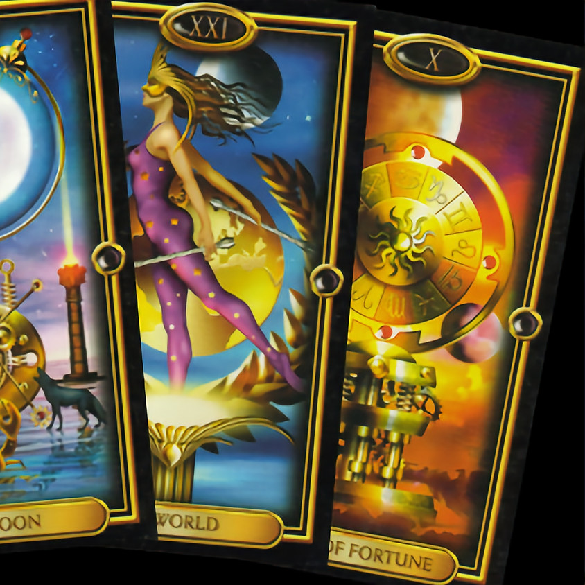 March 18, Learn Tarot Card Reading, (3 sessions)