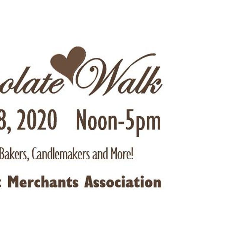 Feb 8, Brockport Chocolate Walk