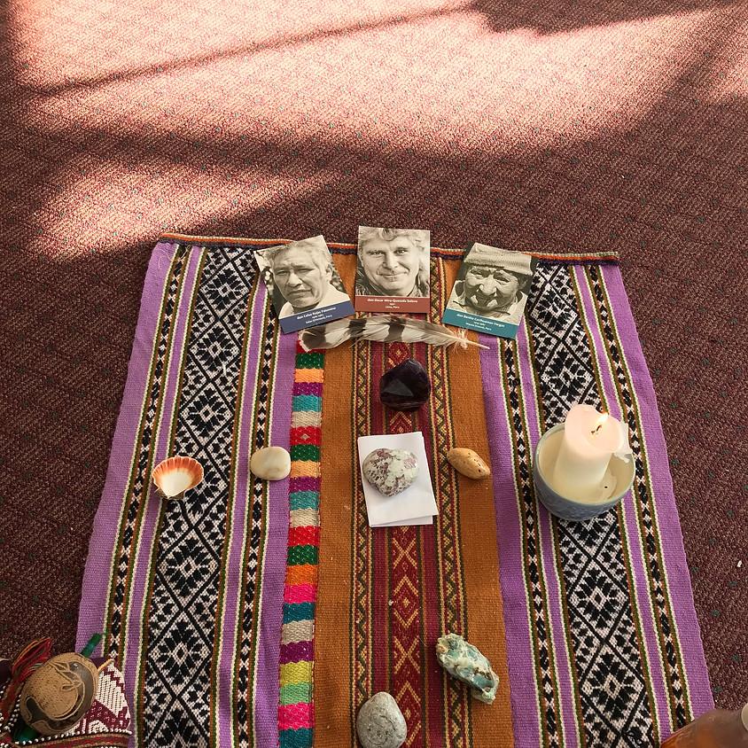 June 13, Introduction to the Pachakuti Mesa Tradition, Shamanism