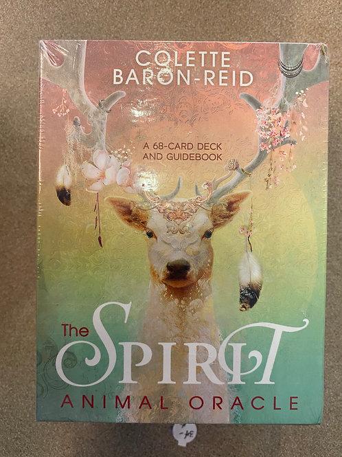 The Spirit Animal Oracle & Guidebook