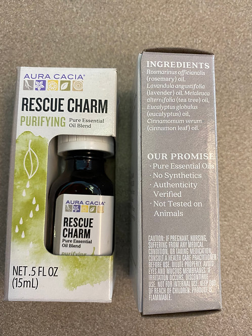 Rescue Charm Essential Oil Blend
