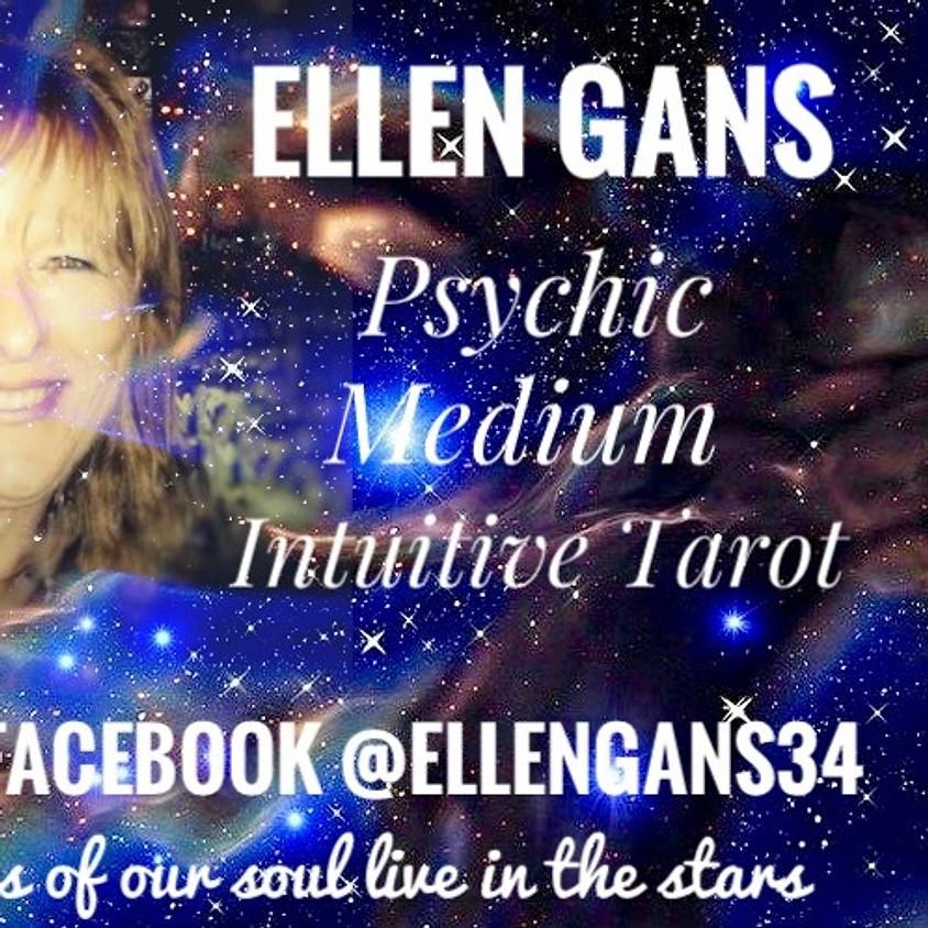 Psychic, Medium, Intuitive Tarot Reader - ELLEN GANS