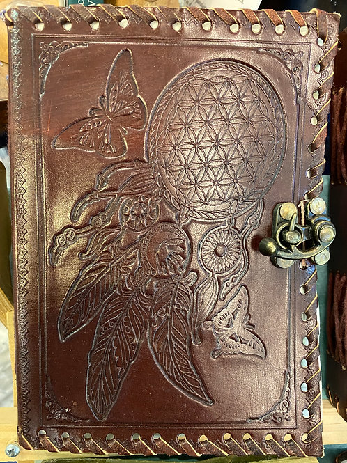LeatherJournal, Dream Catcher