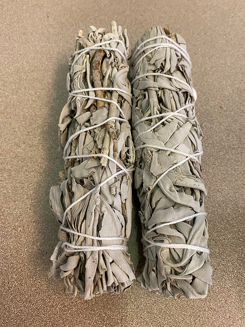 "5"" Sage Smudge Bundle"