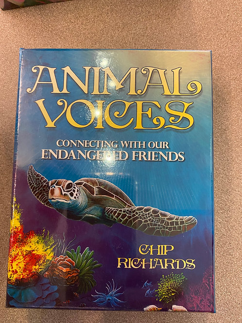 Animal Voices Oracle Deck