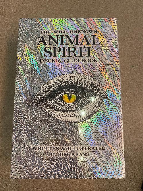 The Wild Unknown Animal Spirit Oracle Deck, Kim Krans
