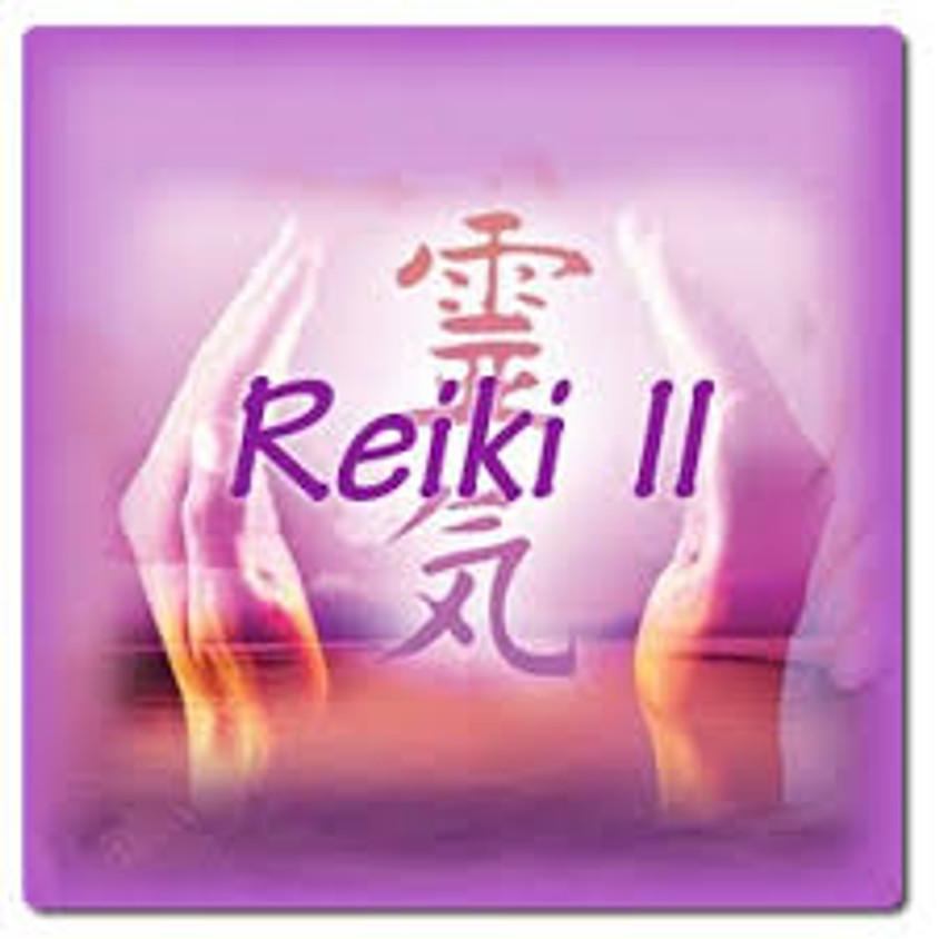 March 5, Holy Fire, Reiki II Training