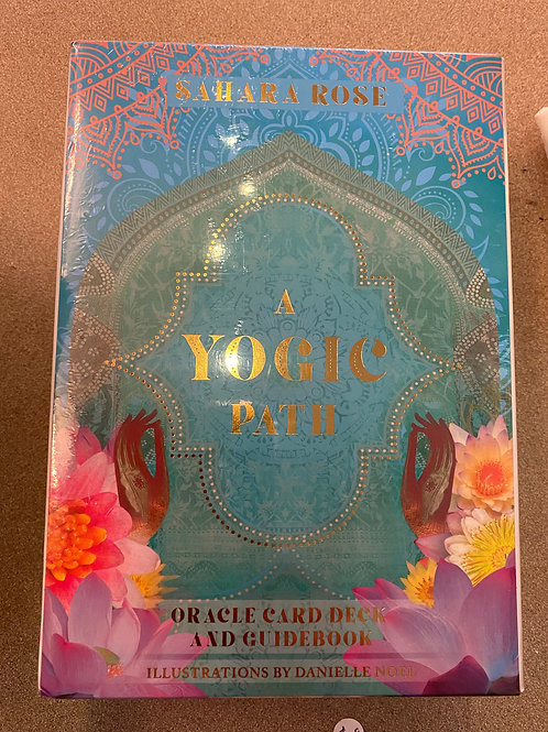 A Yogic Path Deck and Guidebook