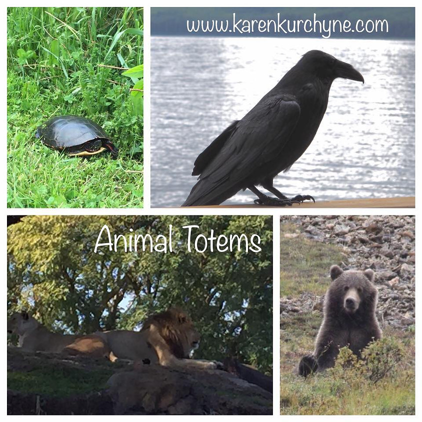 Animal Totems/Spirit Animals, What are yours?