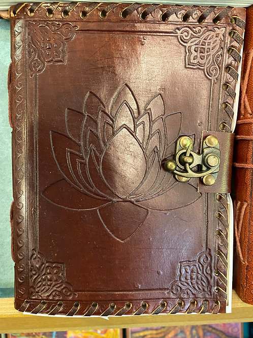 Leather Journal, Lotus