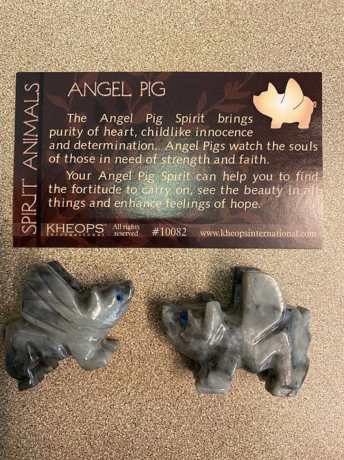 Angel Pig Totem