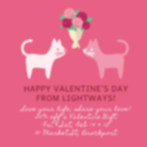 Happy Valentine's Day From Lightways! (1