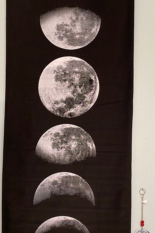 Cycles of the Moon Banner