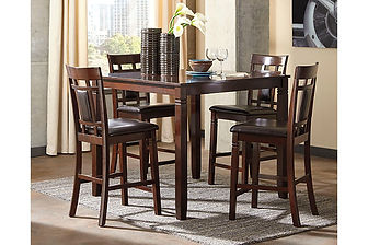 D384 Bennox Counter Height Dining Room T