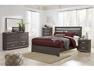 B132 Ashley Bedroom set
